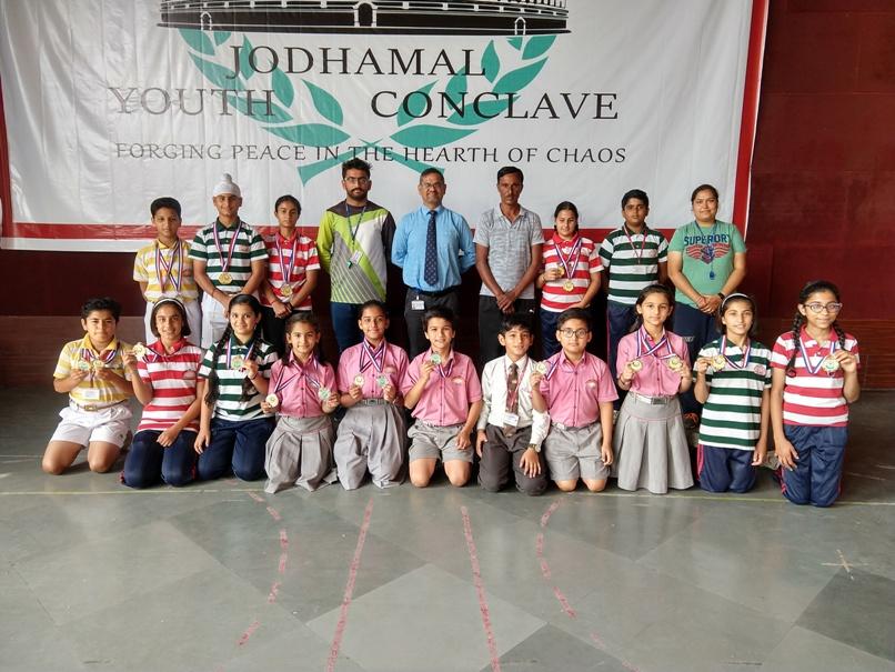 jodhamal public school homework